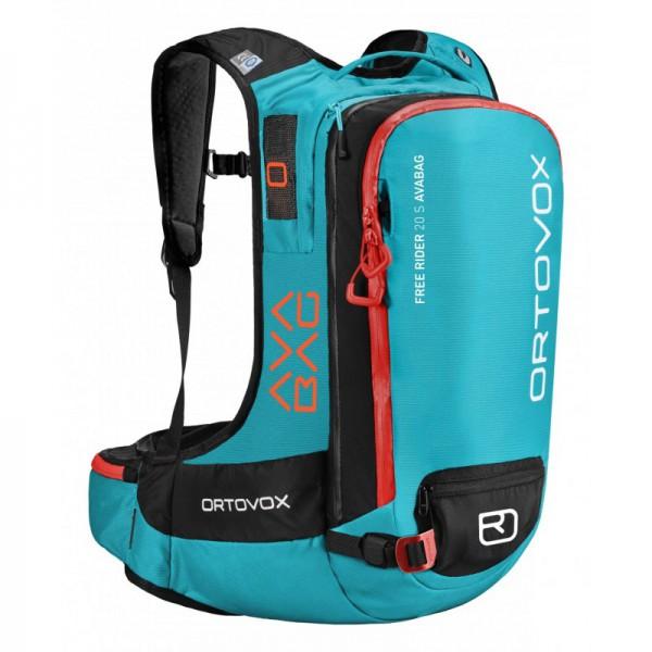 Ortovox Free Rider 20 S Avabag Ortovox, aqua 0 B