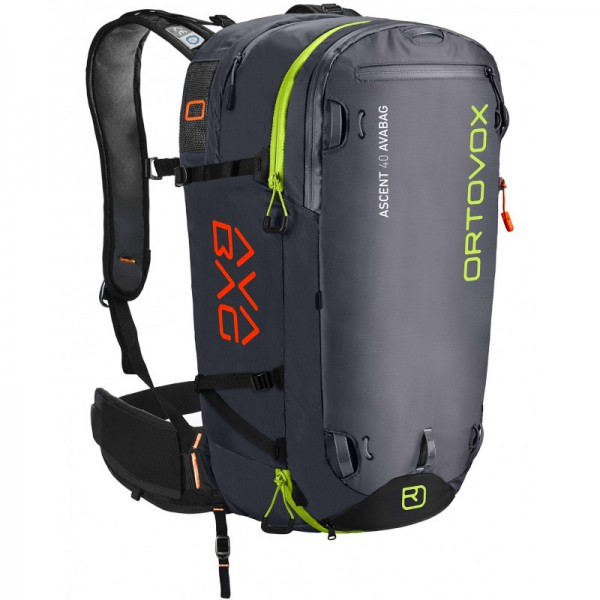 Ortovox Ascent 40 Avabag (bez jednotky) Ortovox, black anthracite – B