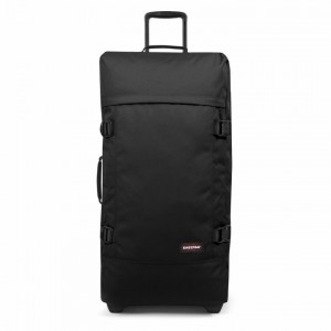 EASTPAK Cestovní taška Tranverz L Black EK63L008