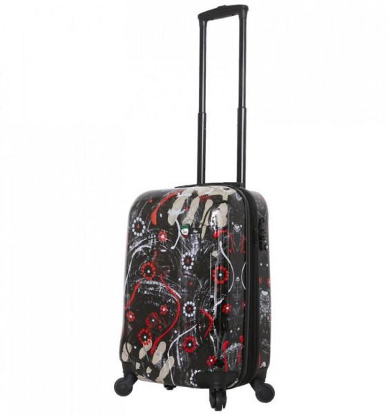 Mia Toro M1366 S Coming Together palubní cestovní kufr na 4 kolečkách TSA 55 cm 39-49 l