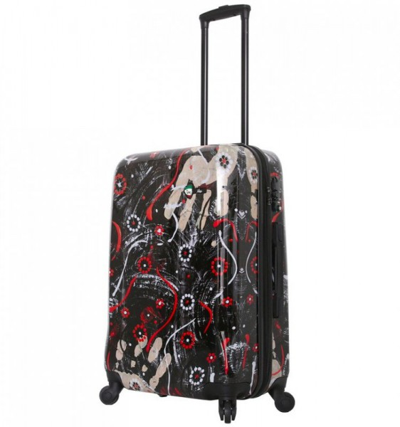 Mia Toro M1366 M Coming Together cestovní kufr na 4 kolečkách TSA 64 cm 62-78 l
