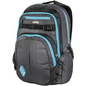 Nitro Chase Blur-blue trims