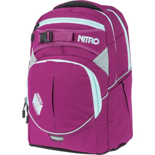 Nitro Superhero Grateful pink