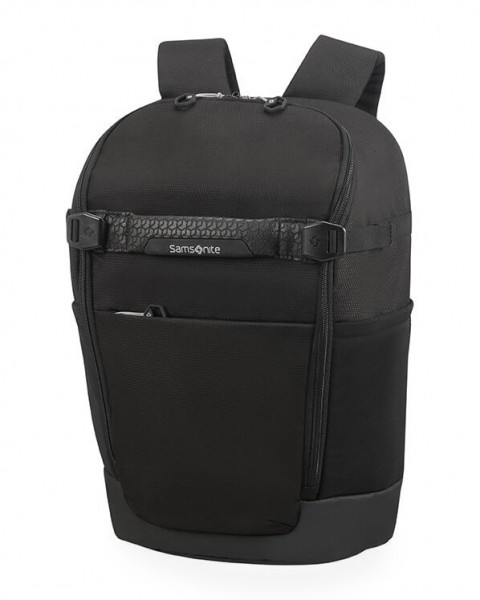 Samsonite Batoh na notebook Hexa-Packs BP S Day CO5 16 l 14″ – černá