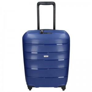 Kabinový cestovní kufr U.S. POLO ASSN. ROUS – modrá
