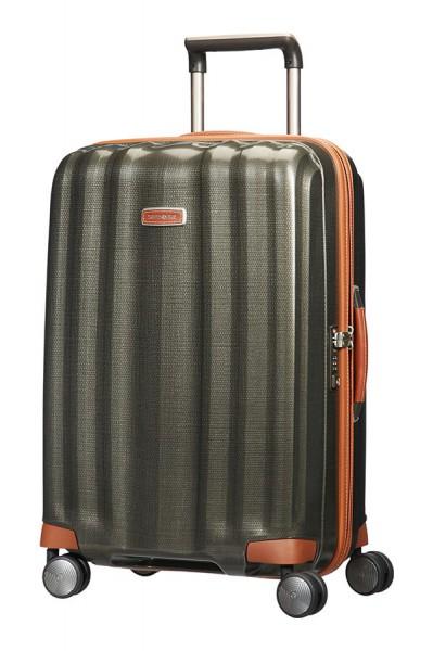 Samsonite Cestovní kufr Lite-Cube DLX Spinner 82V 67,5 l – zelená
