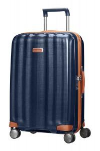 Samsonite Cestovní kufr Lite-Cube DLX Spinner 82V 67,5 l – modrá