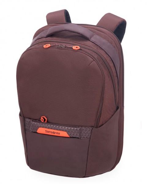 Samsonite Batoh na notebook Hexa-Packs BP M EXP Work CO5 21/25 l 15.6″ – tmavě fialová