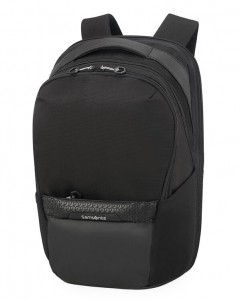 Samsonite Batoh na notebook Hexa-Packs BP M EXP Work CO5 21/25 l 15.6″ – černá