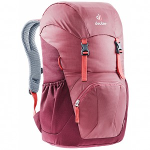 Dětský batoh DEUTER Junior 2019 cardinal-maron