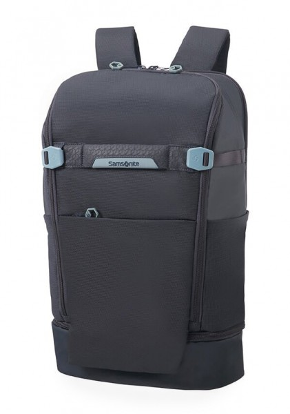 Samsonite Batoh na notebook Hexa-Packs BP L Travel CO5 22 l 15.6″ – tmavě modrá