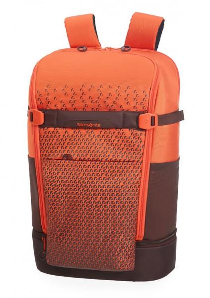 Samsonite Batoh na notebook Hexa-Packs BP L Travel CO5 22 l 15.6″ – oranžová