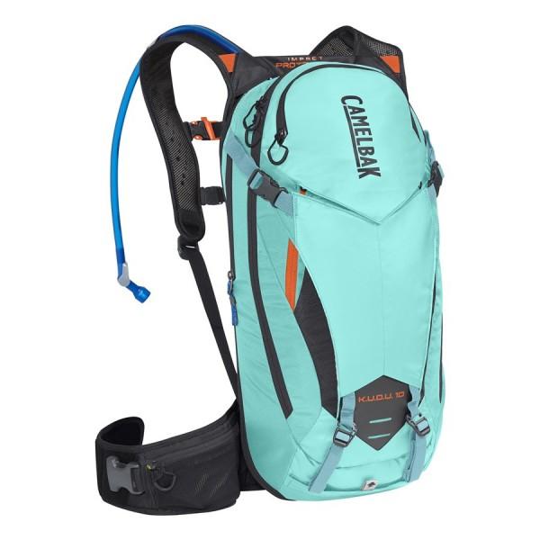 Camelbak K.U.D.U. Protector 10 S/M Lake Blue/Laser Orange