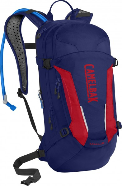 Camelbak MULE Pitch Blue/Racing Red