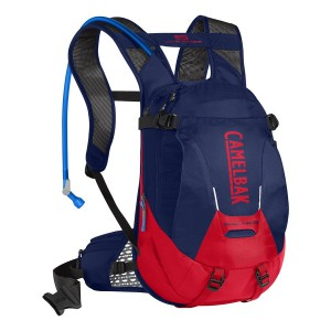 Camelbak Skyline LR 10 Pitch Blue/Racing Red