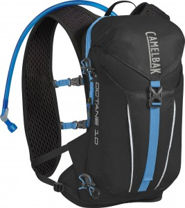 Camelbak Octane 10 Black/Atomic Blue