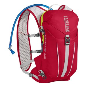 Camelbak Octane 10 Crimson Red/Lime Punch