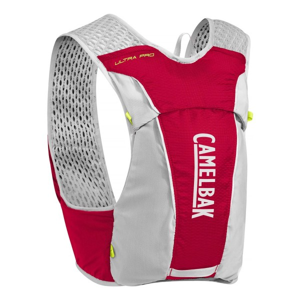 Camelbak Ultra Pro Vest M Crimson Red/Lime Punch