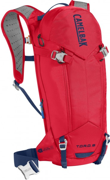 Camelbak TORO Protector 8 Racing Red/Pitch Blue