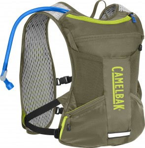 Camelbak Chase Bike Vest Burnt Olive/Lime Punch