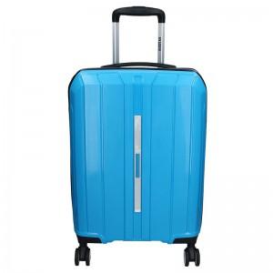 Cestovní kufr Enrico Benetti 18012 – světle modrá