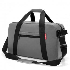 Cestovní taška Reisenthel Traveller Canvas grey