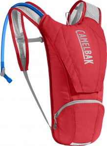 CamelBak Classic 2,5l Racing Red/Silver