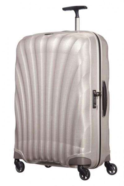 Samsonite Cestovní kufr Cosmolite Spinner V22 94 l – světle béžová