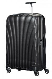 Samsonite Cestovní kufr Cosmolite Spinner V22 94 l – černá