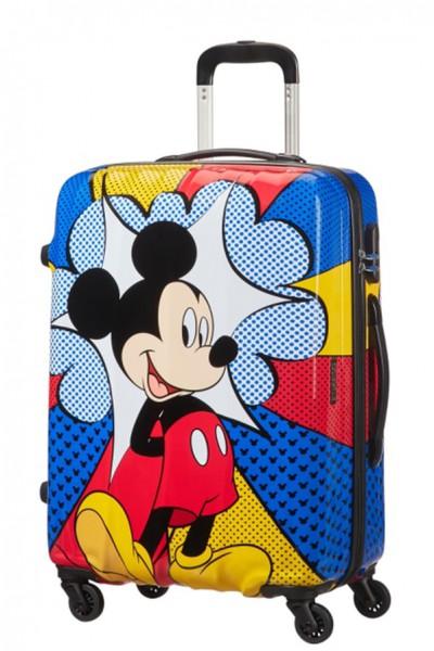 American Tourister Cestovní kufr Disney Legends Spinner 19C 62,5 l – Mickey Flash