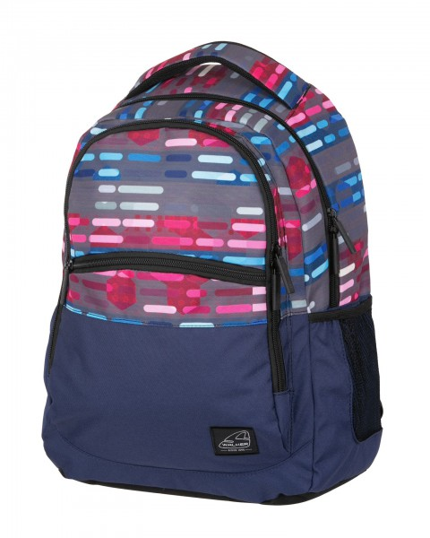 Emipo Walker Classic Lines Blue Pink