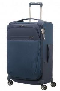 Samsonite Cestovní kufr B-Lite Icon Spinner EXP CH5 55/62 l – tmavě modrá