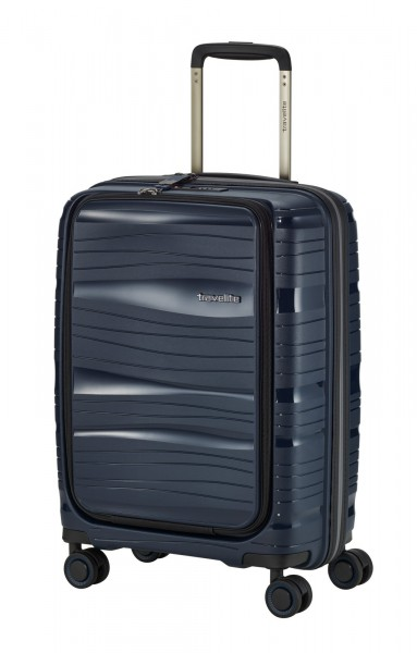 Travelite Motion S Front pocket Navy
