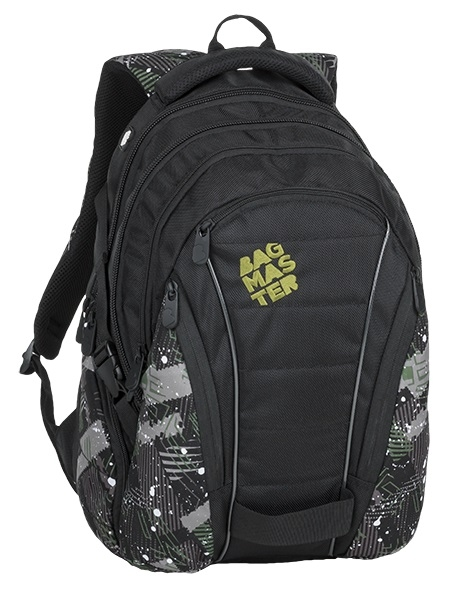 Bagmaster Bag 9 G Green/grey/black
