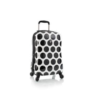Heys Spotlight S skořepinový palubní kufr na 4 kolečkách TSA 53 cm