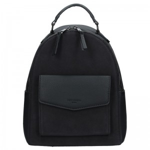 Dámský batoh Hexagona Paris – černá