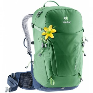 Turistický batoh DEUTER Trail 24 SL leaf-navy