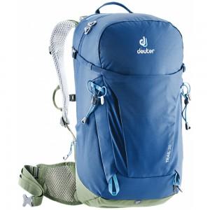 Turistický batoh DEUTER Trail 26 steel-khaki