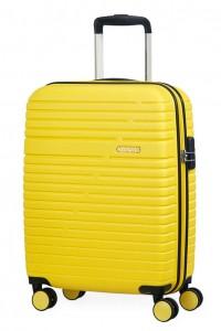 American Tourister Kabinový cestovní kufr Aero Racer 61G 37 l – žlutá
