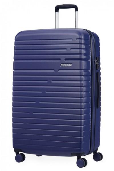 American Tourister Cestovní kufr Aero Racer EXP 61G 100/115 l – tmavě modrá
