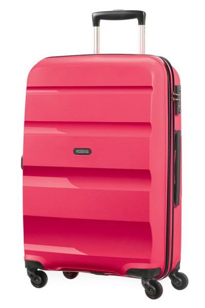 American Tourister Cestovní kufr Bon Air Spinner 85A 57,5 l – růžová