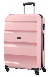 American Tourister Cestovní kufr Bon Air Spinner 85A 91 l – světle růžová
