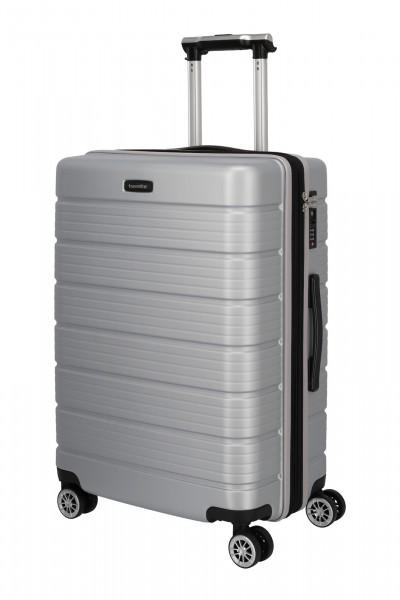 Travelite Soho 4w M Silver