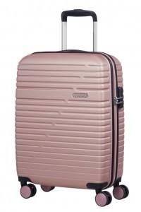 American Tourister Kabinový cestovní kufr Aero Racer 61G 37 l – růžová