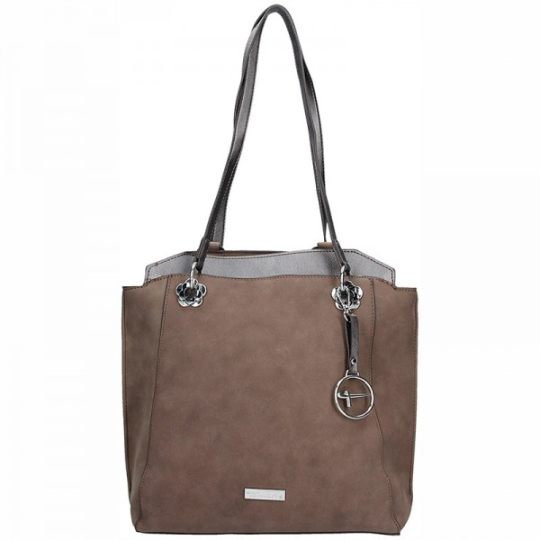 Dámská batůžko kabelka Tamaris Millay – hnědá