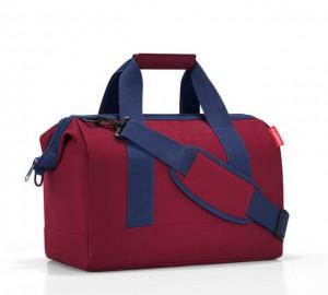 Cestovní taška Reisenthel Allrounder M Dark ruby