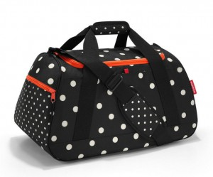 Sportovní taška Reisenthel Activitybag Mixed dots