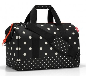 Cestovní taška Reisenthel Allrounder L Mixed dots