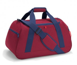 Sportovní taška Reisenthel Activitybag Dark ruby
