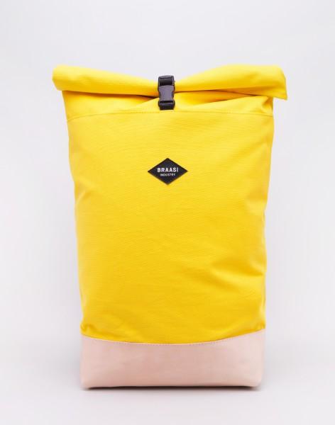 Batoh Braasi Industry Mojo Yellow/ Beige
